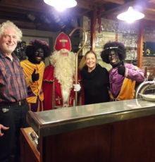 SINT-Niklaas en ZWARTE Piet